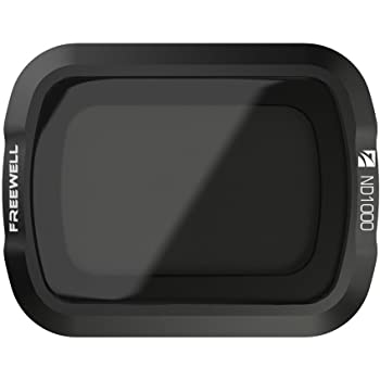 Freewell ND1000 Long Exposure Photography Netural Density Camera Lens Filters Compatible with DJI Osmo Pocket