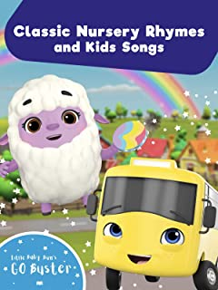 Go Buster  - Classic Nursery Rhymes and Kids Songs