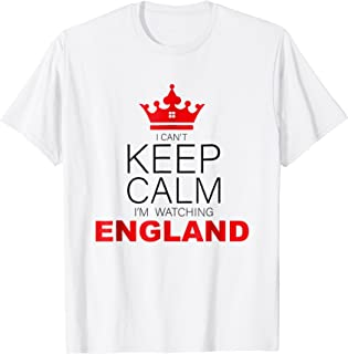 Funny Russia Football T-shirt World Team Cup 2018 England