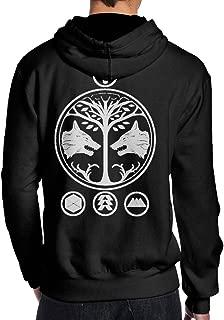 Destiny House of Wolves Black Pullover