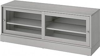 Banco IKEA HAVSTA TV con zócalo 160x47x62 cm gris