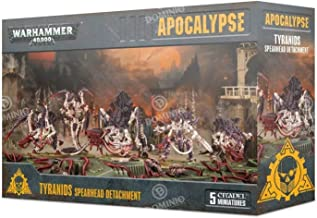 Warhammer 40K: Tyranids Spearhead Detachment