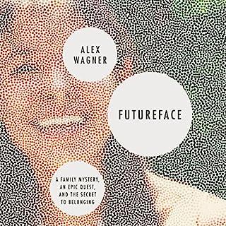 Futureface audiobook cover art