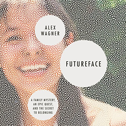 Futureface audiobook cover art