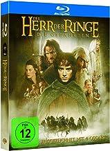 DER HERR DER RINGE: DIE GEFHR [Blu-ray] [2001]