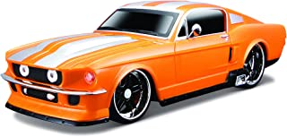 Maisto R/C 1:24 Scale 1967 Ford Mustang GT Radio Control Vehicle (Colors/ Mhz May Vary)