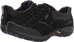 Black Suede Waterproof