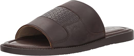 Tommy Bahama Men's Gennadi Palms Slide Sandal