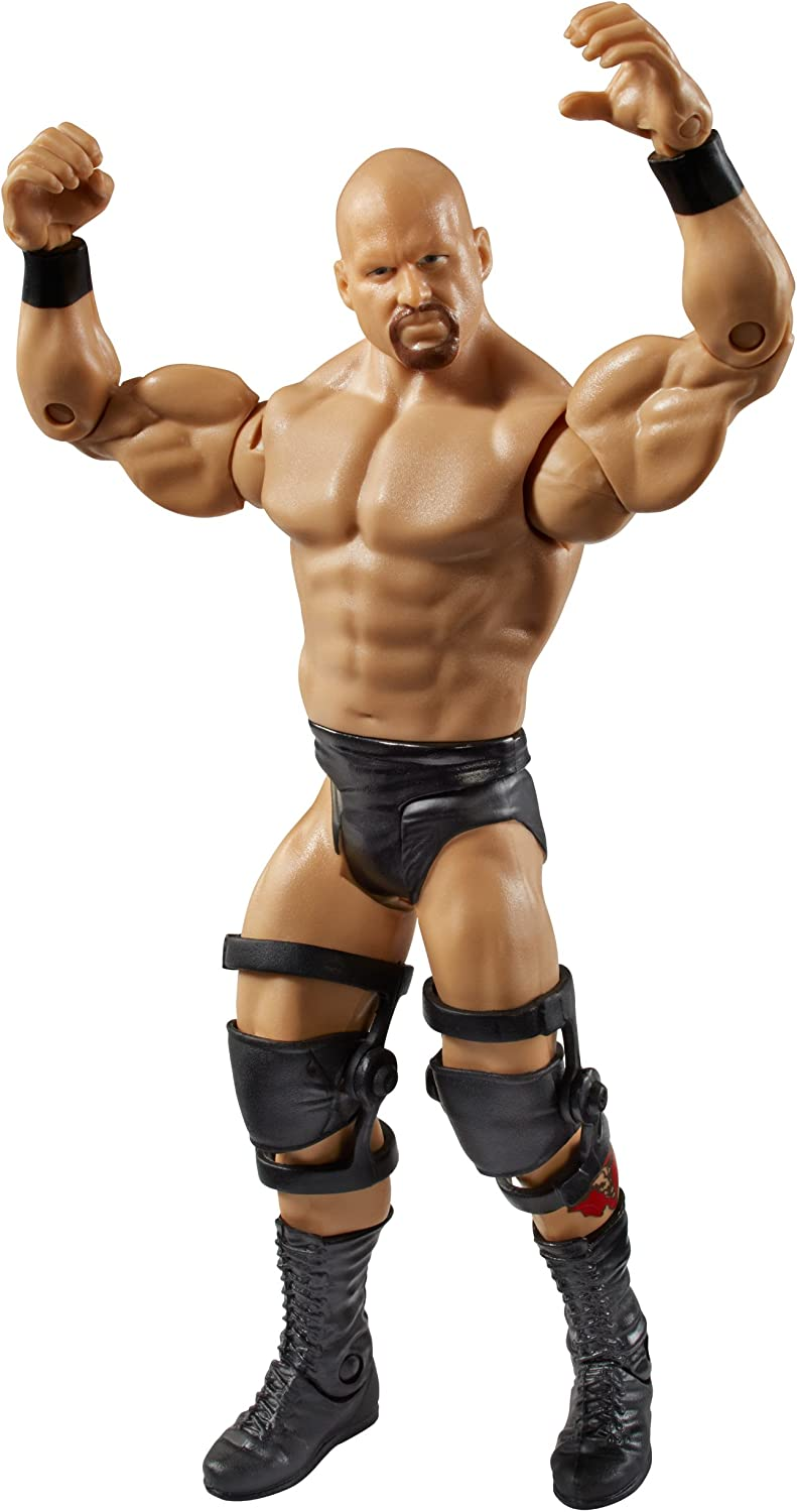 WWE Signature Series 2014 Action Figure  Stone Cold Steve Austin