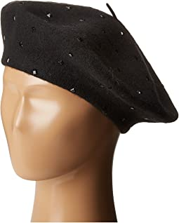 Vince Camuto - Studded Wool Beret