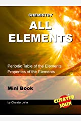 Chemistry - All Elements: Mini Book Kindle Edition