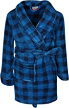 MAC HENRY Boys Coral Fleece Printed Robe (More Patterns Available)