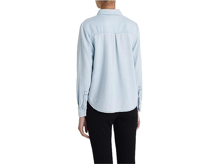 Ag Adriano Goldschmied Cade Button-up Shirt Ricochet Shirts & Tops