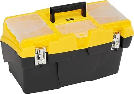 Stanley 1 92 911 Boîte à Outils Jumbo Cantilever 495 Cm 19