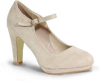 185234f6f6ebfa Amazon.fr : 41 - Escarpins / Chaussures femme : Chaussures et Sacs