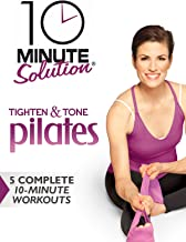 10 Minute Solution: Tighten & Tone Pilates