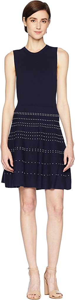 Kate Spade New York Textured Sweater Dress