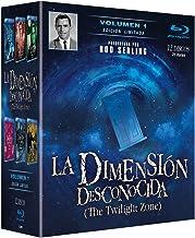 Pack La Dimensión Desconocida (The Twilight Zone) 1959 - Volumen 1 - Edición Limitada [Blu-ray]