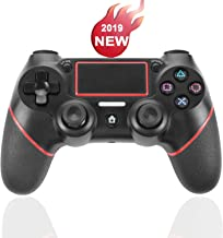 $33 » PS4 Controller,Wireless Bluetooth Game Controller Gamepad, Mini LED Indicator, USB Cable and Audio Function,for Playstation 4/Pro/Slim/PC and Laptop