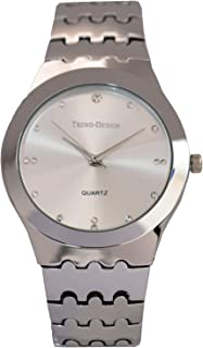 TREND DESIGN Casual Watch For Men Analog Stainless Steel - TD6
