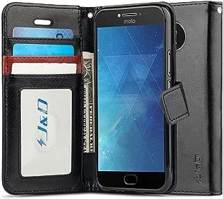 J&D Case Compatible for Moto E4 Plus (5.5