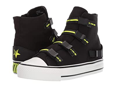ASH Virgo (Black/Fluo Yellow) Women