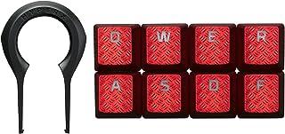 HyperX FPS & MOBA Gaming Keycaps Upgrade Kit (Red) - HXS-KBKC1