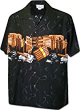 Pacific Legend Premium Cigars Men's Cotton Shirts