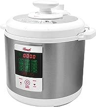 Rosewill Programmable Pressure Cooker 6Qt, 8-in-1 Instapot Multi Cooker Rice Cooker, Slow Cooker Pressure Cooker, Vegetable Steamer, Deep Fryer, Sauté/Browning, Yogurt Maker, Warmer, HotPot RHPC-15001