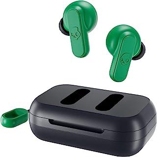 Skullcandy Dime True Wireless In-Ear Earbuds With Charging Case Dark Blue/Green