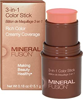 Mineral Fusion 3-in- Color Stick, (Packaging May Vary), Terra Cotta, 1 Count