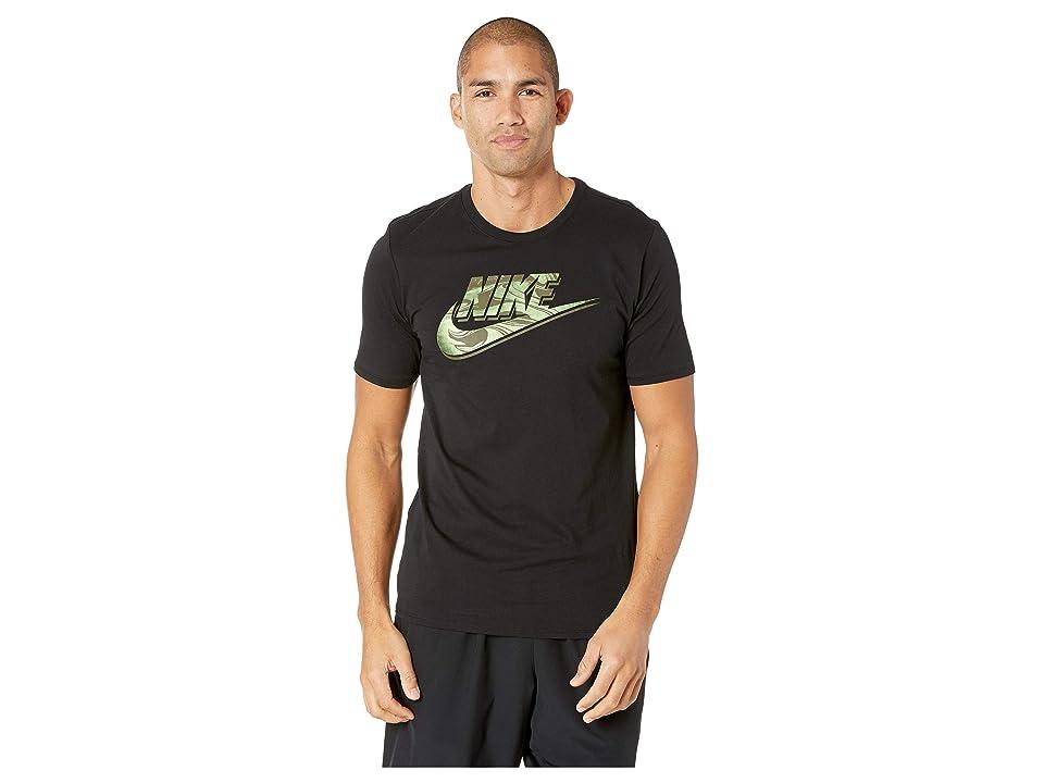 Nike NSW Tee Virus (Black) Men