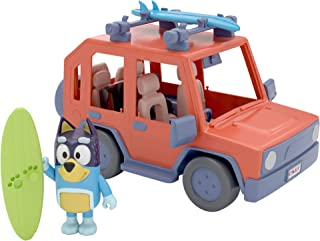 Bluey 13018 Heeler 4WD Family Vehicle Playset