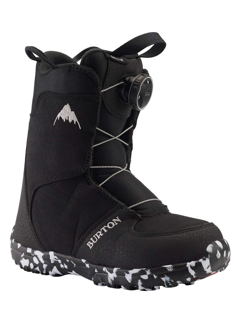 Burton Grom Boa Snowboard Boot 2020 - Black