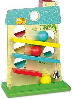 VILAC - jouet en bois - VILAC - jouet d'éveil - Maison des Boules - 2470