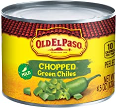 Best old el paso whole green chiles Reviews