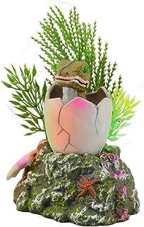 Uotyle アクアリウム オーナメント 水槽 オブジェ 魚タンク 熱帯魚·金鱼·エビ オーナメント 樹脂製 造園 水中 癒し水景