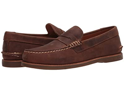 Sperry Gold Cup A/O Cambridge Penny (Brown) Men