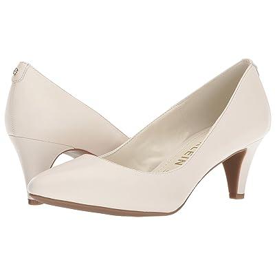 Anne Klein Rosalie (Off-White Leather) High Heels