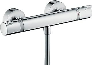 Hansgrohe 汉斯格雅 Ecostat Comfort系列 淋浴恒温器,1 银色