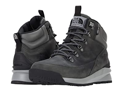 The North Face Back-to-Berkeley Mid Waterproof (Zinc Grey/TNF Black) Men