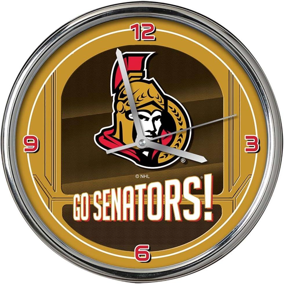 The Memory Company NHL Ottawa Senators Go On Clock Team Ranking TOP15 wholesale Chrome