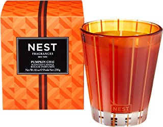 nest hearth scented candle