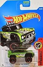 Hot Wheels Custom Ford Bronco Green K-Mart Exclusive Daredevils 2016