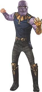 Rubie's Men's Marvel Avengers Infinity War Thanos Deluxe Costume, Standard