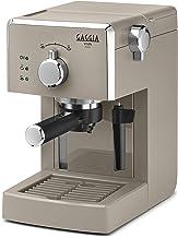 Gaggia Viva Chic Cappuccino RI8433/14 Espressomachine, handmatig, voor maalwerk en pads.