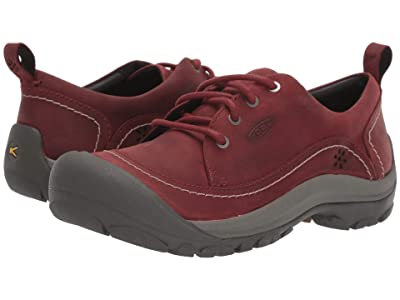 Keen Kaci II Oxford (Fired Brick/Raven) Women