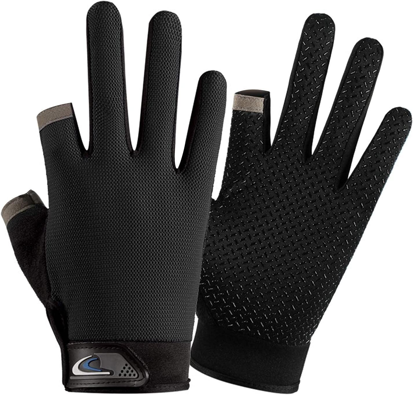 Ranking TOP1 Foaenda Breathable Outdoor Fishing Design S Quick-Release 70% OFF Outlet Gloves