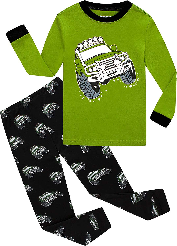 DolphinFish Seattle Mall Boys Pajamas Little Boy Set Pjs Cotton Toddler 100% Popular brand