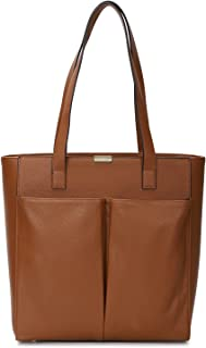 Van Heusen Spring-Summer 21 This Bag is Smooth Finished with Classy Look which Compliments Your Wardrobe (tan)